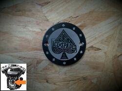 Cache Allumage / Point Cover Harley Davidson Milwaukee Eight M8 Ace
