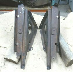 1926 1927 Model T Ford Front Floor Board Side Supports Risors Original Roadster
