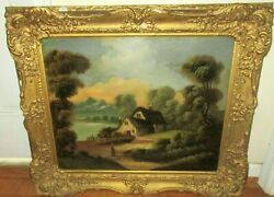 Antique 19th C. By Listed Artist John Westall Dated 1837