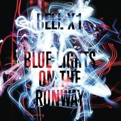 Blue Lights On The Runway By Bell X1, Brand New Factory Sealed Cd 2009,yep Roc