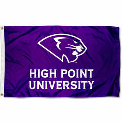 High Point Panthers Flag Large 3x5