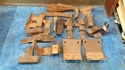 Nos Gm Buick Olds Cadillac Chevy Pontiac Exhaust Hanger Bkts Oem 60s Parts Lot