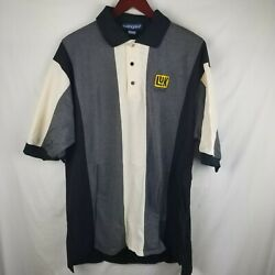 Luk Clutch XL USA Business Company Shirt Unisex Swingster Embroidered Vtg $36.95