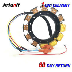 16amp Outboard Stator For Mercury/mariner 135 140 150 175 200 225hp 2stroke 6cyl