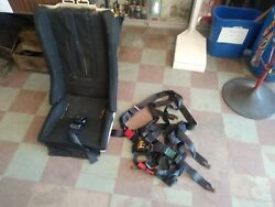 Military Humvee Hummer Seat And Harness Race Car Notn Sure Local Pick Up