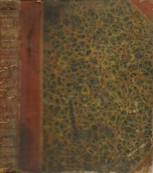 John And Thomas Doughty / Cabinet Of Natural History And American Rural 1st 1832