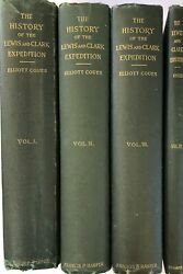 Meriwether Lewis / History Of The Expedition Under The Command Of Lewis