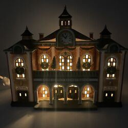 Dept 56 The Heritage Village Christmas In The City Grand Central Railway Station
