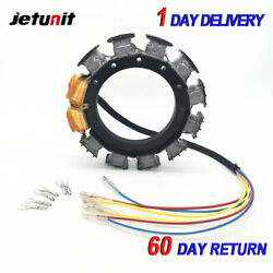 16amp Outboard Stator For Mercury/force 398-9873a32a33a35a38 F747095 30-125hp