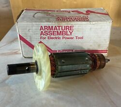 Ryobi Armature Assembly For Electric Power Tool Part No. 2295
