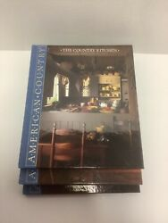 Country Home Time -life Hardback Books 4 American Country