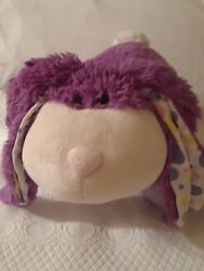 BIG Purple Bunny Rabbit 20quot; Pillow Pets Large Stuffed Animal Plush
