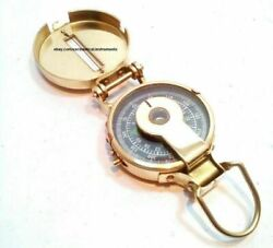 Nautial Military Lensatic Compass Outdoor Camping Hiking Compass Lot Of 5 Unit
