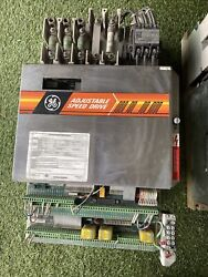 25 Hp General Electric Adjustable Speed Drive 7vglz001cd01