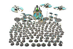 Necron Army 1 Pro Painted Warhammer 40k Dynasties Nihilakh