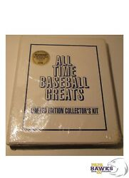 September 1992 Skybox All Time Baseball Greats Collector Kit - Clemens