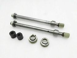 5x Front Fork Pump With Main Tube Valve Port Royal Enfield 350 500cc New @t
