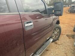 Passenger Front Door Electric Fits 09-14 Ford F150 Pickup 523795