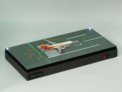 Jc Wings 1/400 1/500 Aircraft Runway Display Box With Lights And Dust Cover 07