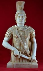 Alexander The Great Greek Statue Big Size 50 Cm 20 Inch Free Shipping