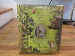 New Sealed How To Find Flower Fairies By Cicely Mary Barker - Hardcover