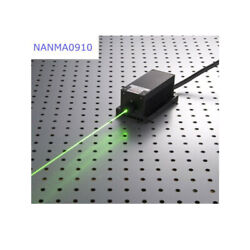 Lab 1w 532nm Green Laser Diode Module + Ttl + Tec Cooling + Ps-fa Power Supply