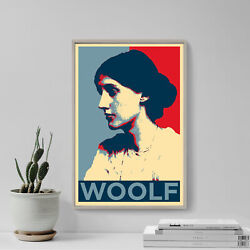 Virginia Woolf Art Print And039hopeand039 - Photo Poster Gift