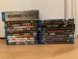 Bluray Movie Collection