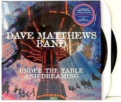 Dave Matthews - Under The Table And Dreaming [in-shrink] Lp Vinyl Record Album