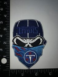 Tennessee Titans Iron On Patch
