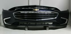 2016-2018 Chevy Malibu Front Bumper Assembly Oem Old Blue Eyes M109