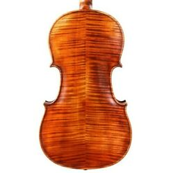 Viola 40.5cm With Antique Varnish - Professional Level - Made In Europe 2