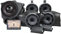Mb Quart Stage 5 Tuned Audio Package For Rzr Ride Command Source Mbqr-stg5-rc-1