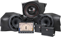 Mb Quart Stage 3 Tuned Audio Package For Rzr Ride Command Source Mbqr-stg3-rc-1