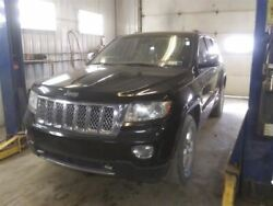 Driver Side View Mirror Power Heated Chrome Fits 11-19 Grand Cherokee 174223