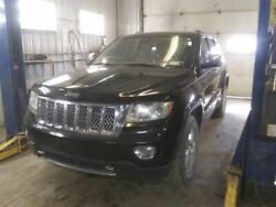 Driver Rear Side Door Electric Tempered Glass Fits 11-19 Grand Cherokee 174225