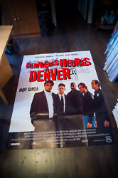 Things To Do In Denver 4x6 Ft French Grande Movie Poster Original 1995