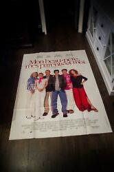 Meet The Fockers Jay Roach 4x6 Ft French Grande Movie Poster Original 2004