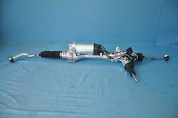 2021 2022 2023 Acura Tlx Electric Steering Gear Rack And Pinion W/ Motor Oem New