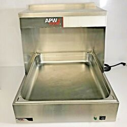 Apw Wyott 21 Countertop Fry Holding Station Cfhs-21