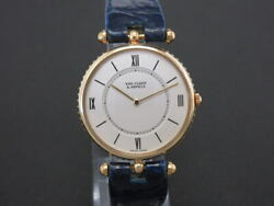 And Watch La Collection K18yg Boys Quartz 31mm Silver Dial