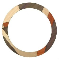Acoustic Guitar Wood Inlay Rosette 10 Pieces Ryk34