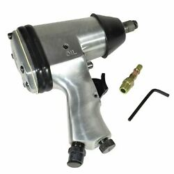 1/2 Drive Air Pneumatic Impact Wrench Gun Reversible 230 Ft/lbs Wheel Nuts