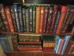 Easton Press 19 Volumes Of The Masters Of Science Fiction Excellent Condition