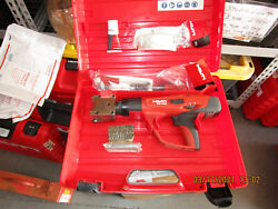 Hilti Dx-462hm Powder Actuated Stamp Marking Too Kit W/two Die Sets New 908