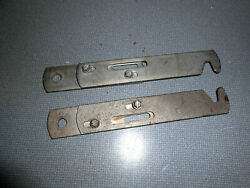 Pair Ami Jukebox Continental 1 And 2 Cabinet Side Lock Latches