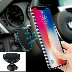 360anddeg Rotating Car Dashboard Magnetic Phone Holder Mount Stand Accessories Parts