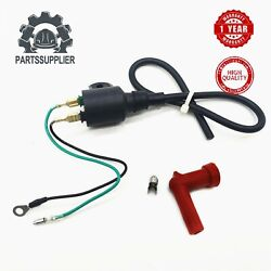 Outboard Ignition Coil For Mercury 823033 2.5-3.5hp C30 20 25hp 18-5182