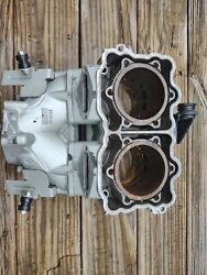 Seadoo 951 Di Cylinders And Exhaust Manifold With Mounts