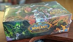World Of Warcraft War Of The Ancients Booster Box Sealed English